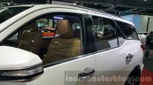 2016 Toyota Fortuner windows at 2015 Thailand Motor Expo