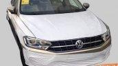 2016 VW Bora spied