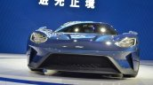 2017 Ford GT face at 2015 Shanghai Auto Show
