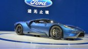 2017 Ford GT front three quarters right at 2015 Shanghai Auto Show
