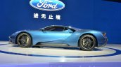 2017 Ford GT side 1 at 2015 Shanghai Auto Show