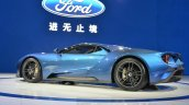 2017 Ford GT side 2 at 2015 Shanghai Auto Show