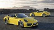 2017 Porsche 911 Turbo duo