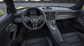 2017 Porsche 911 Turbo interior