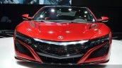 Acura NSX face at 2015 Shanghai Auto Show