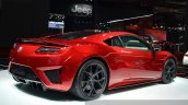 Acura NSX rear three quarters at 2015 Shanghai Auto Show