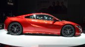 Acura NSX side at 2015 Shanghai Auto Show