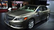 Acura RLX SH-AWD front three quarters at 2015 Shanghai Auto Show