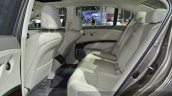 Acura RLX SH-AWD rear space at 2015 Shanghai Auto Show