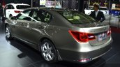 Acura RLX SH-AWD rear three quarters at 2015 Shanghai Auto Show