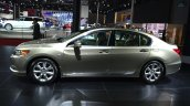 Acura RLX SH-AWD side at 2015 Shanghai Auto Show