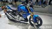 BMW G310R front quarter at 2015 Thailand Motor Expo