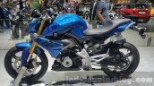 BMW G310R left side at 2015 Thailand Motor Expo
