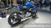 BMW G310R rear quarter at 2015 Thailand Motor Expo
