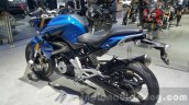 BMW G310R rear quarter left at 2015 Thailand Motor Expo