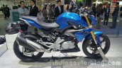 BMW G310R side at 2015 Thailand Motor Expo
