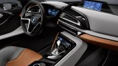 BMW i8 Spyder concept cockpit