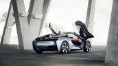 BMW i8 Spyder concept doors open