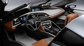 BMW i8 Spyder concept interior