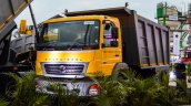 BharatBenz 2528 tipper at EXCON 2015