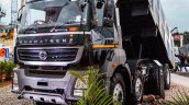 BharatBenz 3143 cabin at EXCON 2015