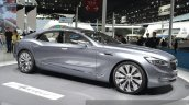 Buick Avenir concept front three quarters at the 2015 Shanghai Auto Show