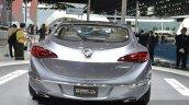 Buick Avenir concept rear fascia at the 2015 Shanghai Auto Show