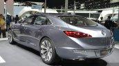 Buick Avenir concept rear three quarters close at the 2015 Shanghai Auto Show