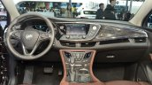 Buick Envision dashboard at the 2015 Shanghai Auto Show