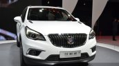 Buick Envision face at the 2015 Shanghai Auto Show