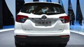 Buick Envision rear at the 2015 Shanghai Auto Show