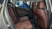 Buick Envision rear seats at the 2015 Shanghai Auto Show