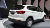 Buick Envision rear three quarters at the 2015 Shanghai Auto Show
