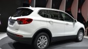 Buick Envision rear three quarters close at the 2015 Shanghai Auto Show