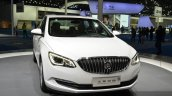 Buick Excelle GT front at the 2015 Shanghai Auto Show
