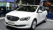 Buick Excelle GT front three quarters left at the 2015 Shanghai Auto Show