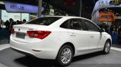 Buick Excelle GT rear three quarters at the 2015 Shanghai Auto Show