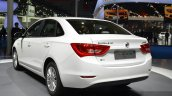 Buick Excelle GT rear three quarters left at the 2015 Shanghai Auto Show