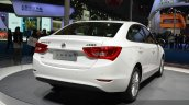 Buick Excelle GT rear three quarters right at the 2015 Shanghai Auto Show