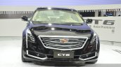Cadillac CT6 face at 2015 Shanghai Auto Show
