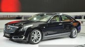 Cadillac CT6 front three quarters at 2015 Shanghai Auto Show