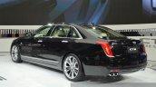 Cadillac CT6 rear three quarters at 2015 Shanghai Auto Show
