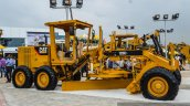 Caterpillar 120K2 at EXCON 2015