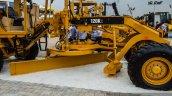 Caterpillar 120K2 tools at EXCON 2015
