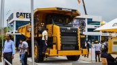 Caterpillar 770G front at EXCON 2015