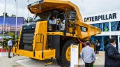 Caterpillar 770G front quarter at EXCON 2015