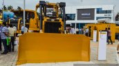 Caterpillar D6R front at EXCON 2015