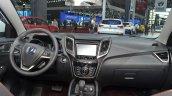 Changan CS75 dashboard at 2015 Shanghai Auto Show