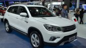 Changan CS75 front three quarters at 2015 Shanghai Auto Show