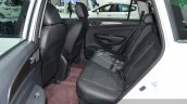 Changan CS75 rear seats at 2015 Shanghai Auto Show